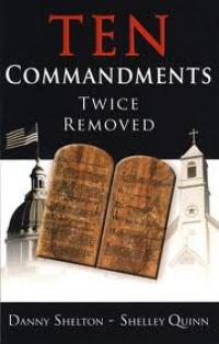 10 Commandments Twice Removed book cover