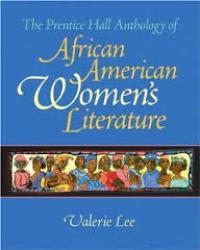 The Prentice Hall Anthology of African American Women's Literature book cover