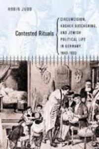 Contested Rituals book cover