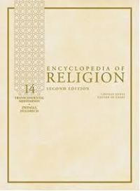 Encyclopedia of Religion book cover