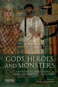 Gods, Heroes, and Monsters book cover
