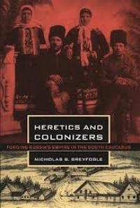 Heretics and Colonizers book cover