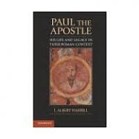 Paul the Apostle book cover