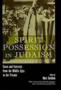 Spirit Possession in Judaism book cover