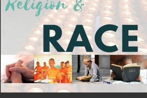 Color Image of Logo for Religion and Race Series