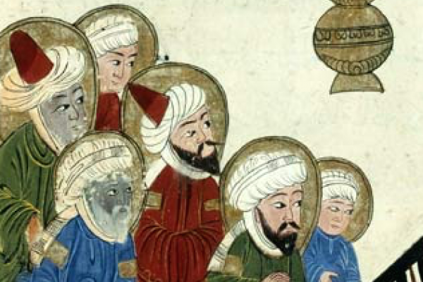 audience of Muhammad image
